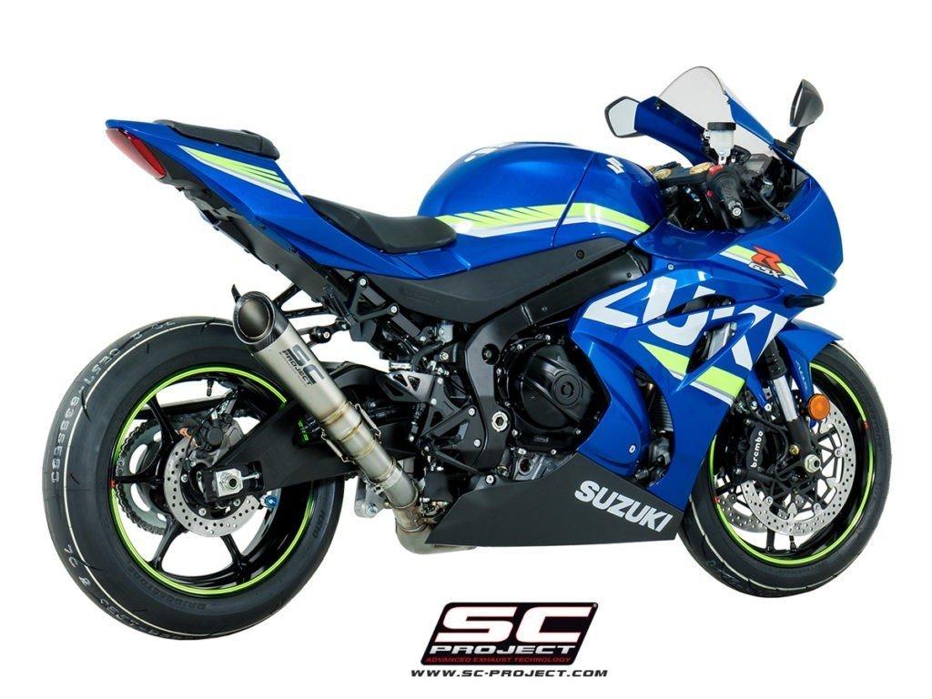 Scarico SC-Project per Suzuki GSX-R 1000