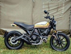 Ducati Scrambler Mach20