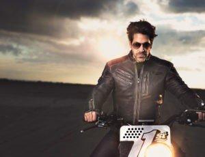 giacca da moto Hank