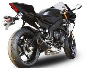 Scarico completo EXAN per Yamaha R6