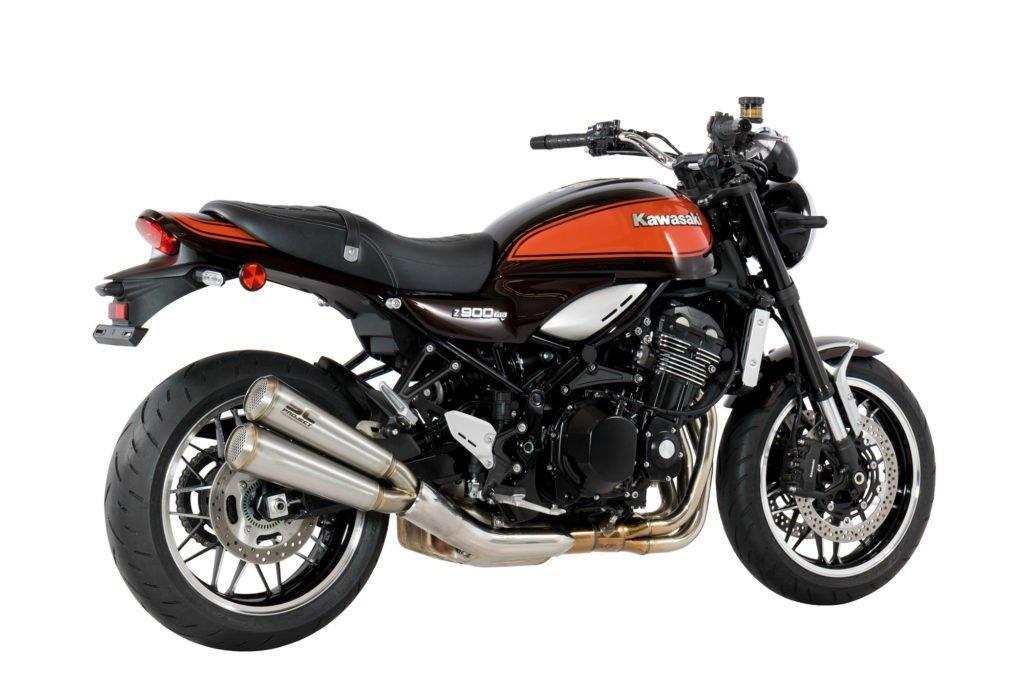 Scarichi SC-Project per la Kawasaki Z900RS