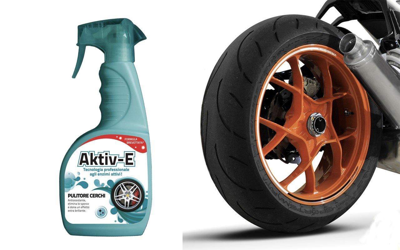Pulitore cerchi moto No Gas