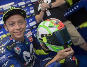Valentino Rossi AGV Pista GPR