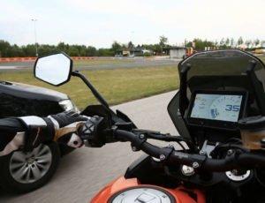 KTM incrementa la sicurezza alla guida