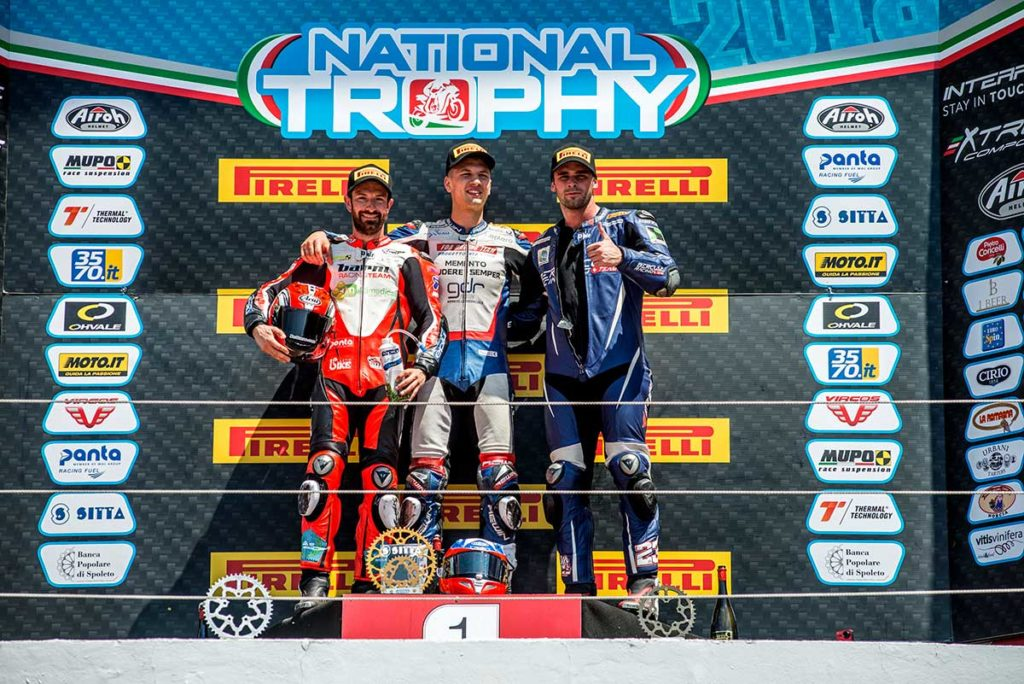 CIV National Trophy 1000
