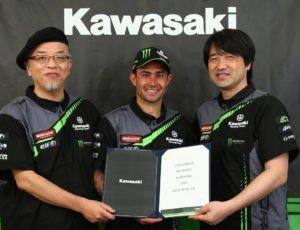 Leon Haslam si unirà al Team Kawasaki