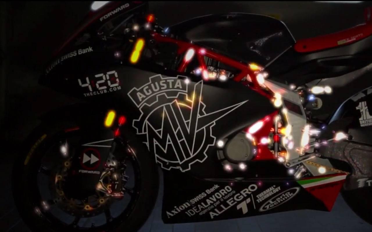 MV Agusta in Moto2