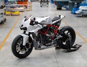Ducati SuperSport 1000 Cafè Fighter