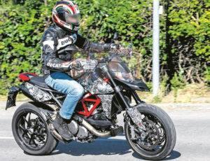 Nuova Ducati Hypermotard 2019