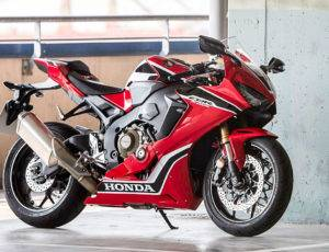 Nuova Honda CBR1000RR Fireblade