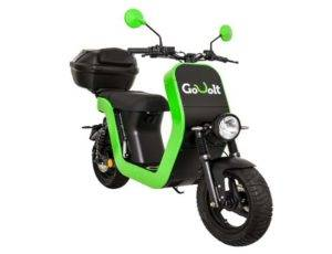 scooter-sharing GoVolt