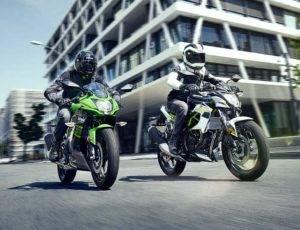 Kawasaki Ninja 125 e Z125