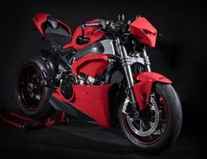 Ducati Panigale V4 Fighter