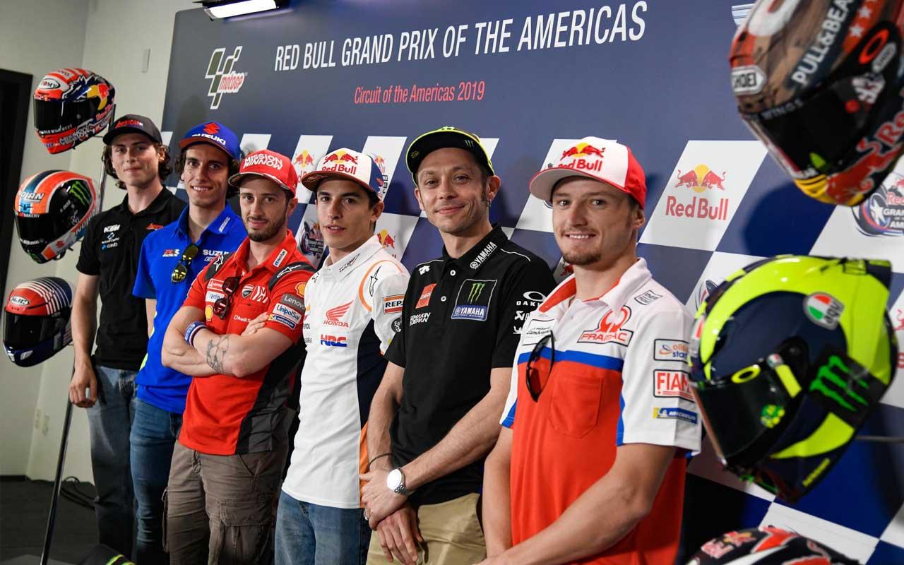 Orari MotoGP Austin 2019