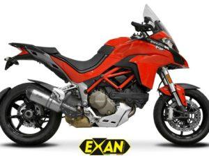 Scarico EXAN per la Ducati Multistrada 1200