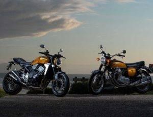 I 50 anni delle Honda CB