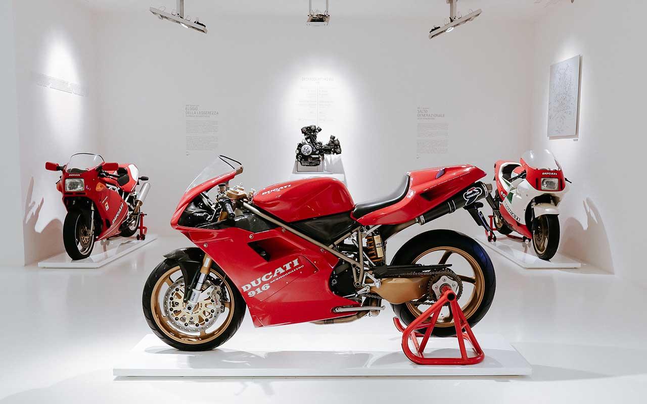 Ducati 916 di Massimo Tamburini