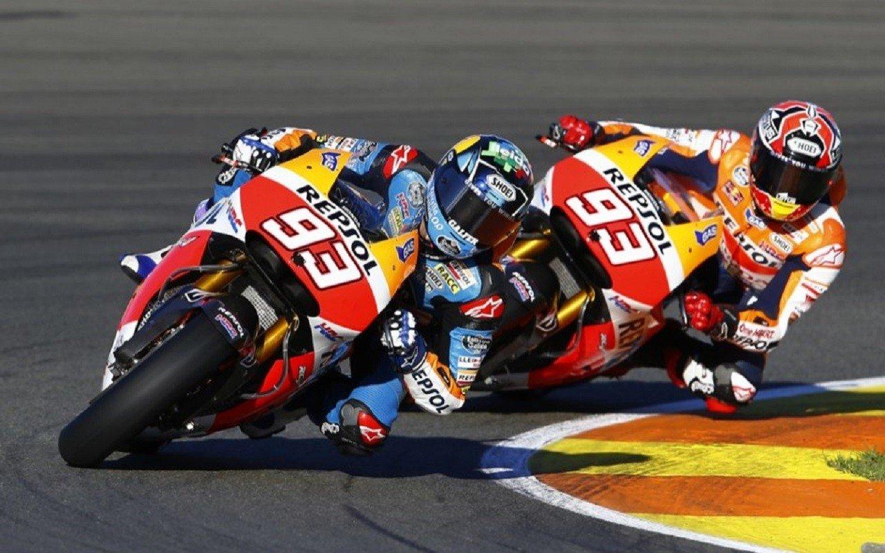 Alex Marquez in MotoGP