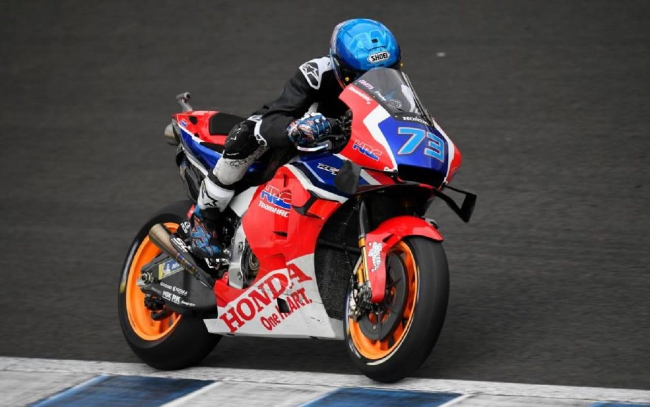 Test MotoGP a Sepang