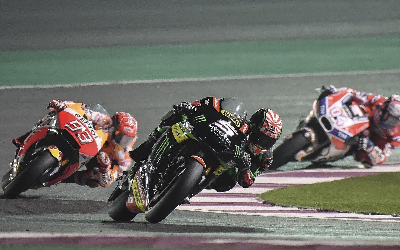 MotoGP 2017, Qatar. Zarco