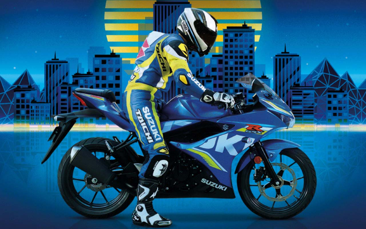 Promozione Suzuki