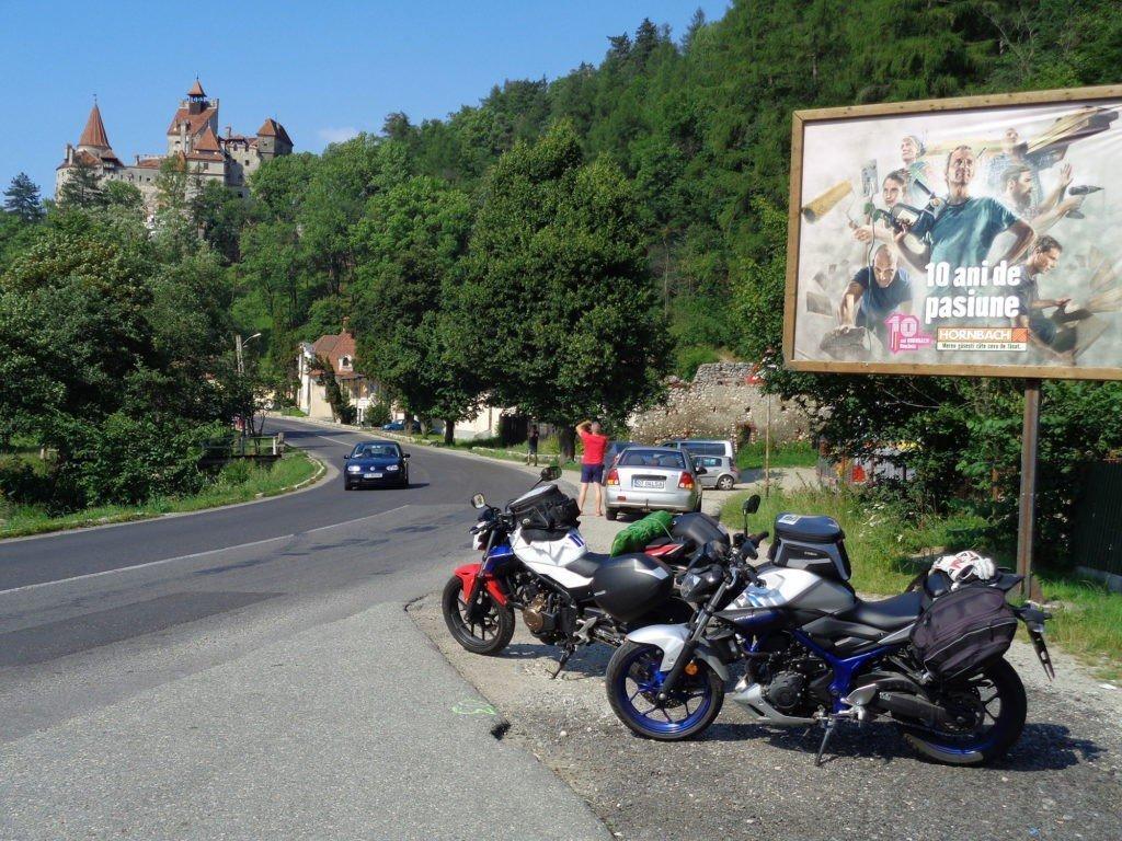 Carpazi e i Balcani