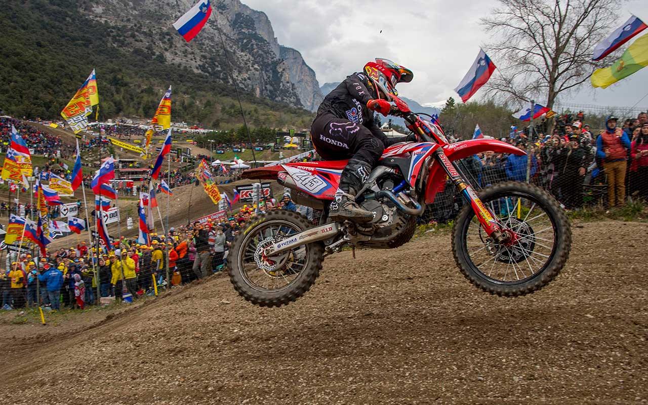 MXGP Trentino 2019