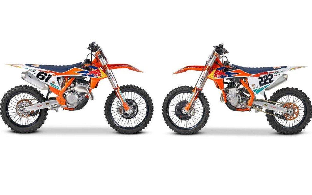 KTM in Edizione Limitata