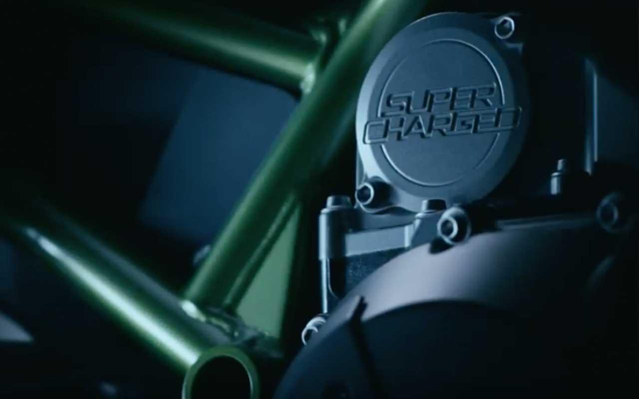 Kawasaki Z Supercharged