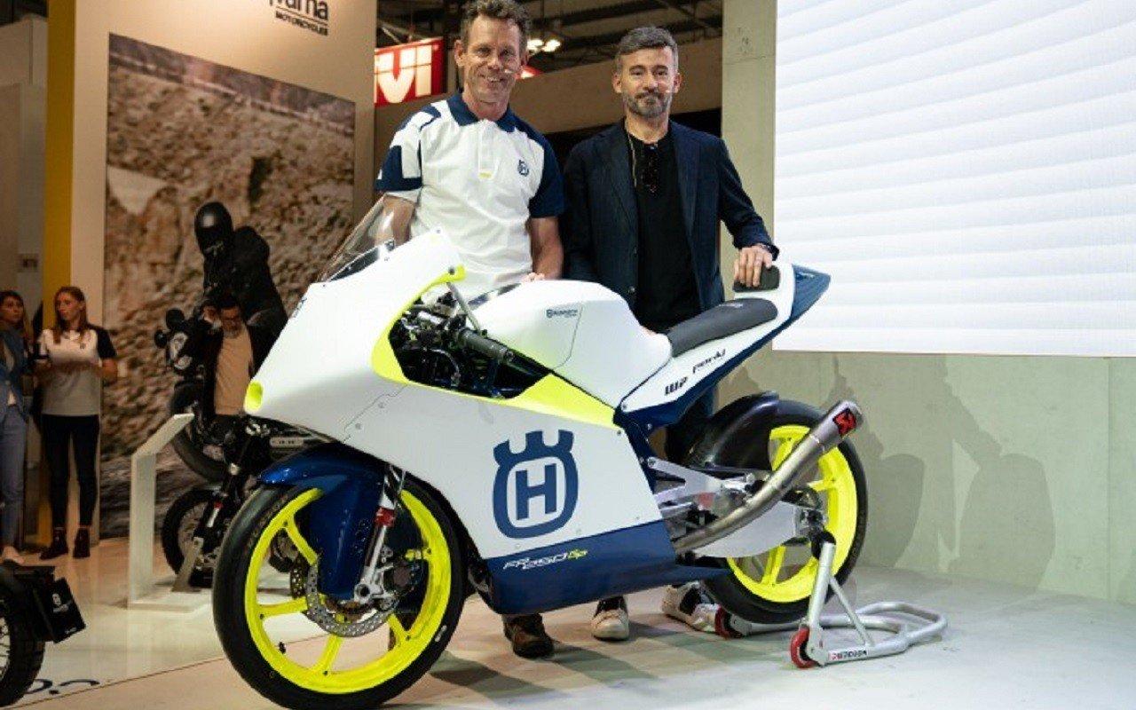Husqvarna in Moto 3