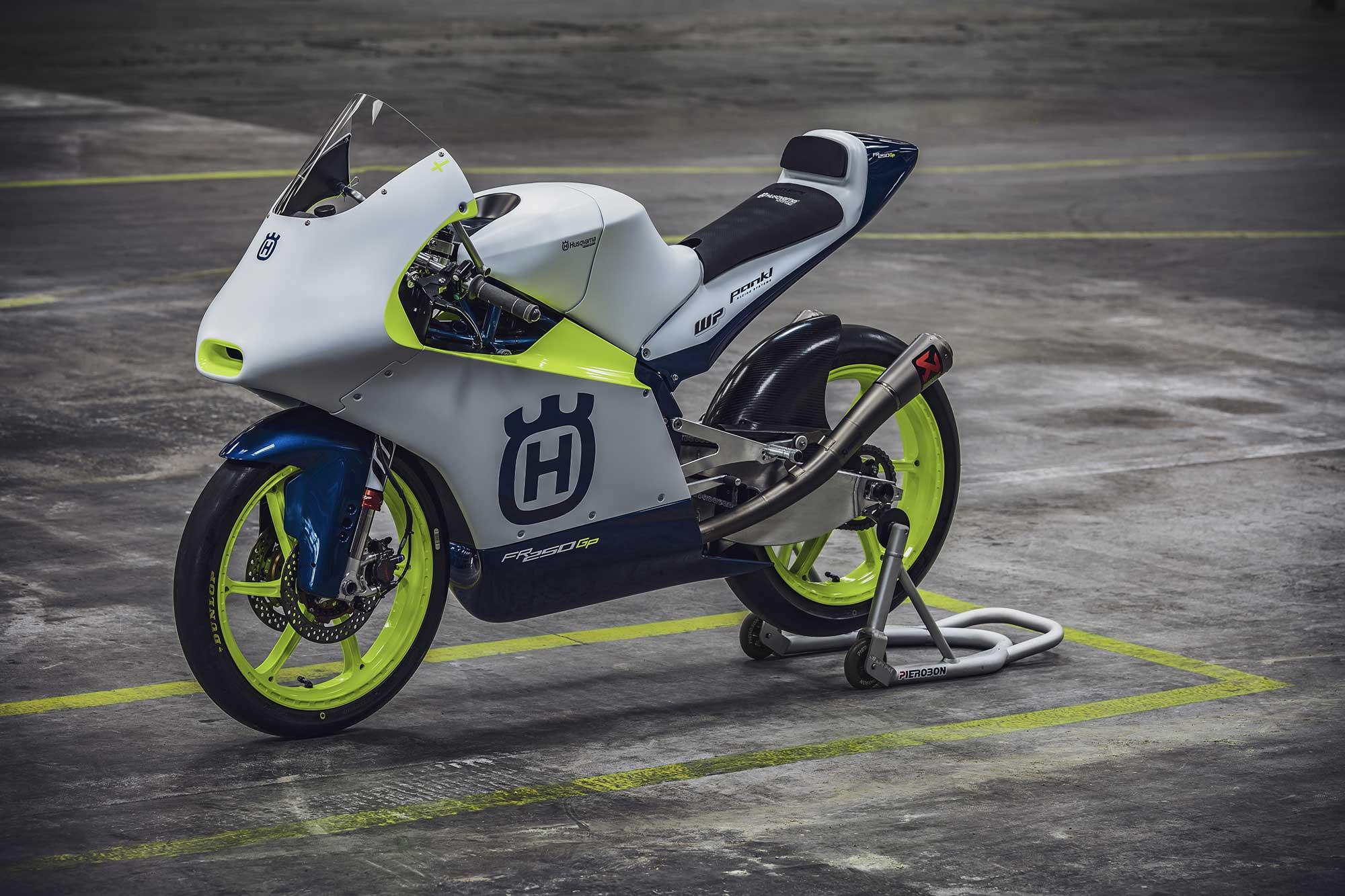 Husqvarna in Moto3