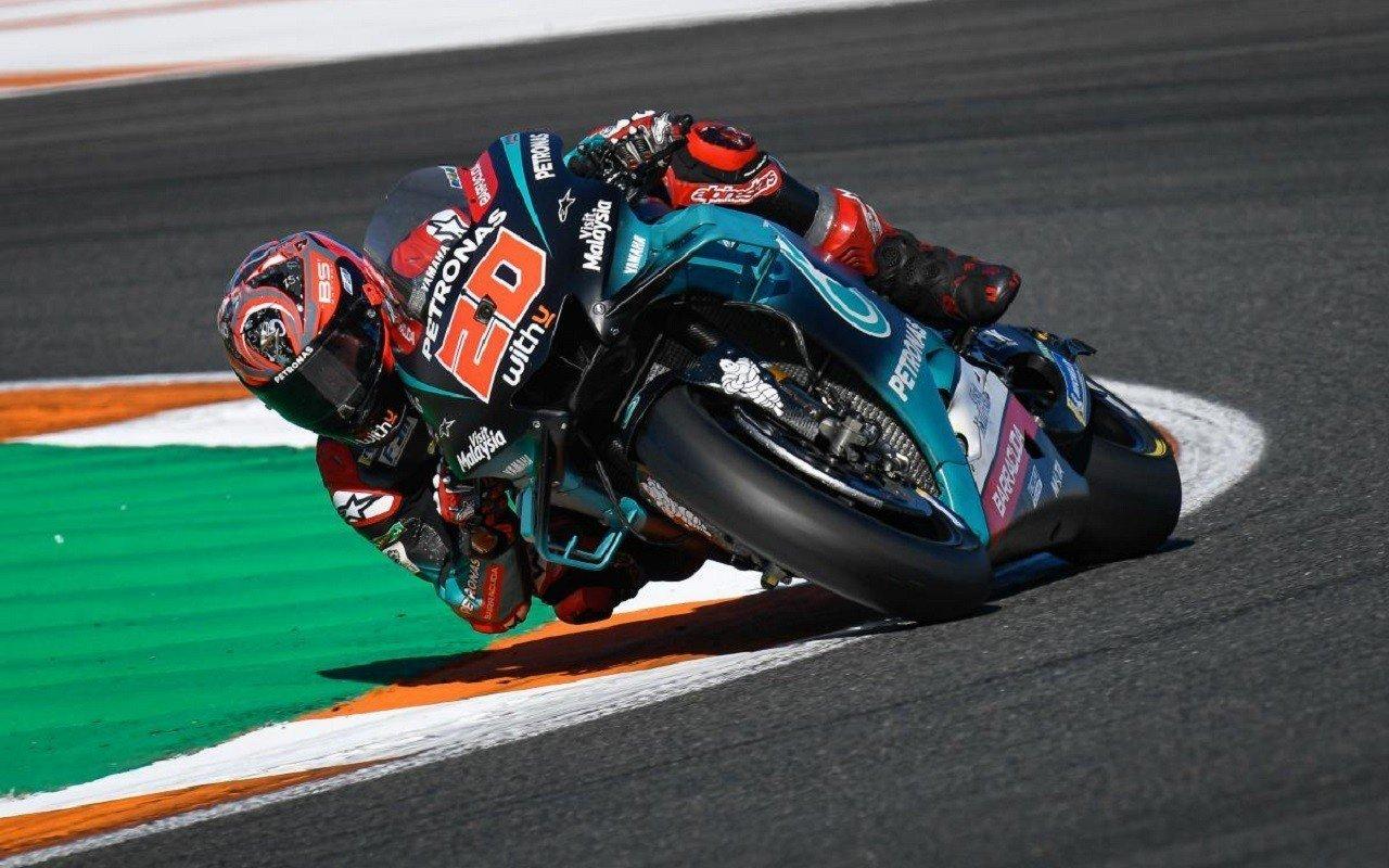 Test MotoGP Valencia