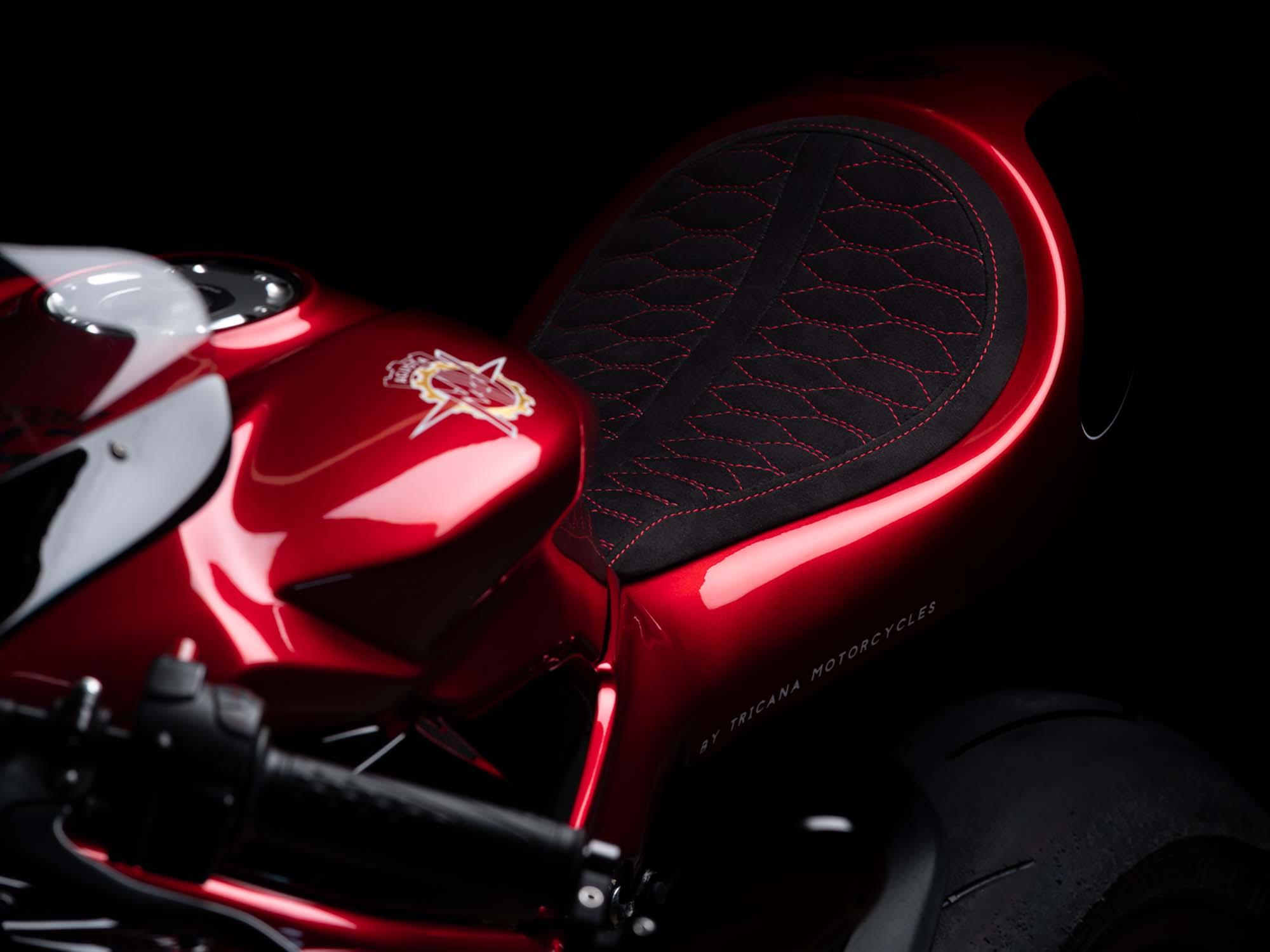 MV Agusta F3 675 La Rouge