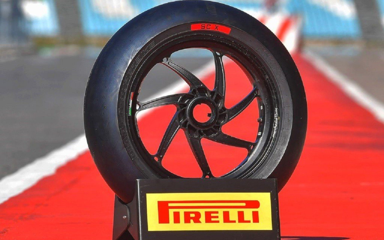 Pneumatici Pirelli per il CIV SBK