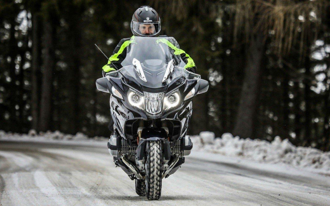 Pneumatici invernali per le moto
