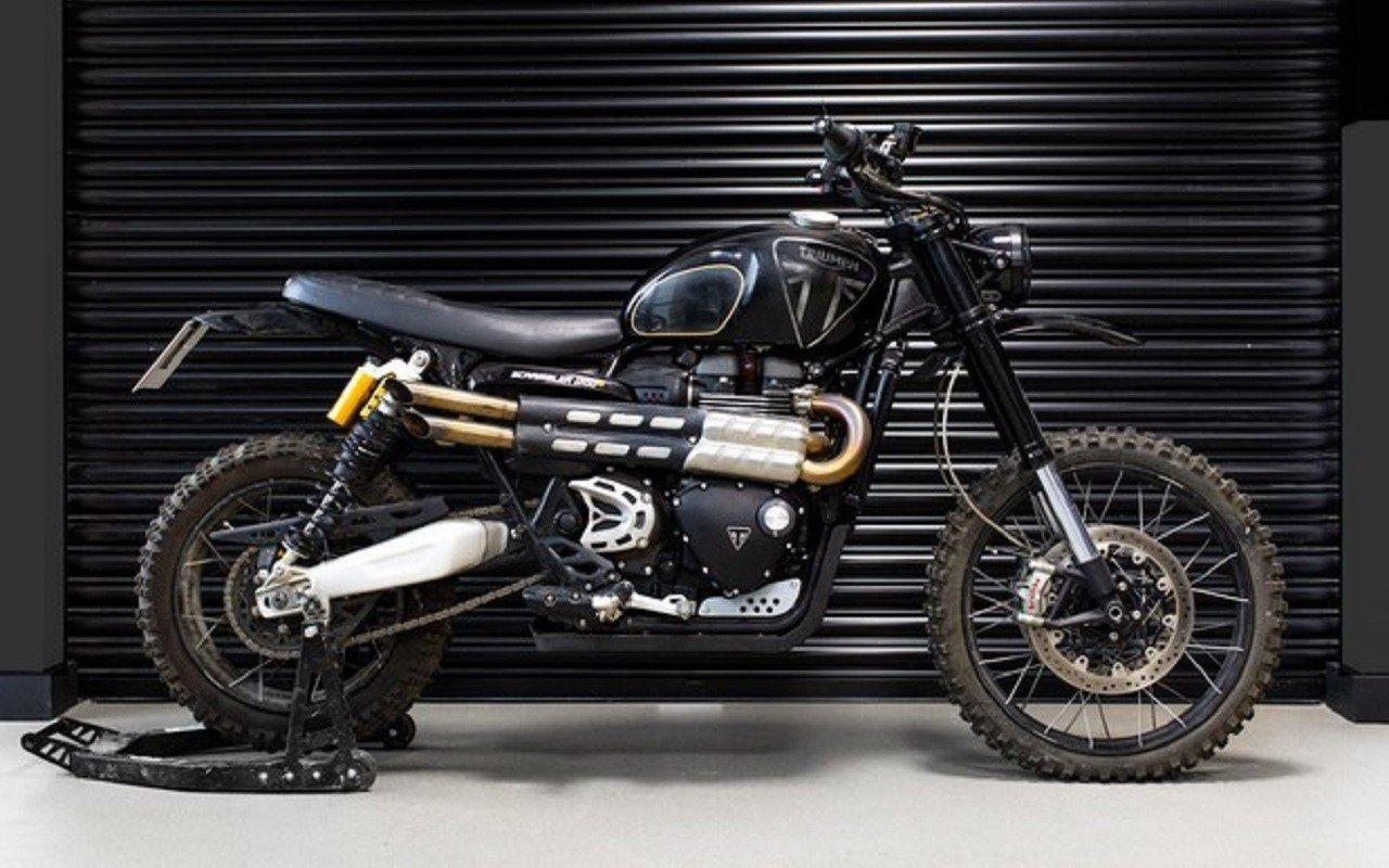 Triump Motorcycles e James Bond