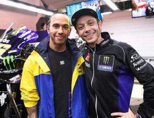 Scambio Rossi Hamilton