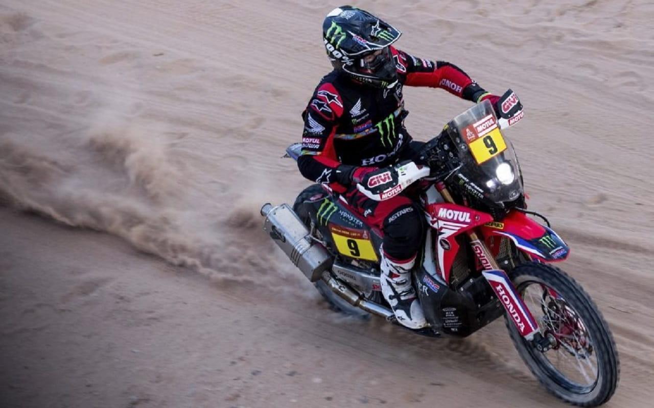 Dakar 2020 tappa 6