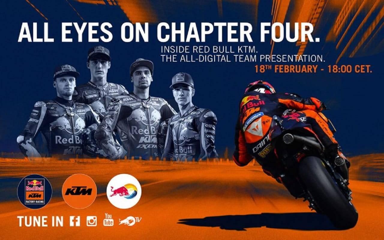 Team Red Bull KTM MotoGP 2020