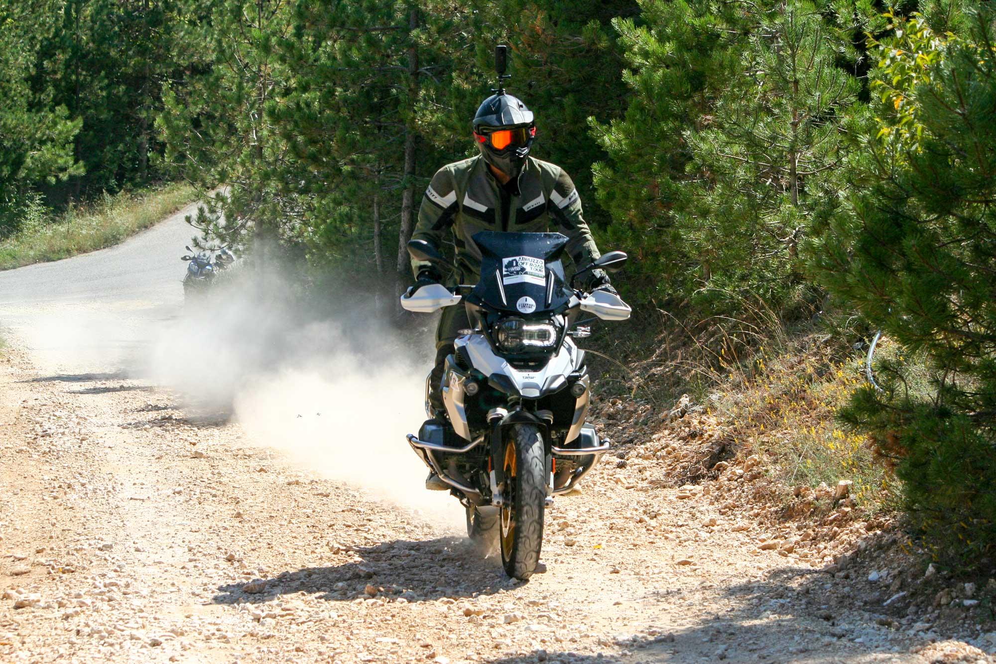 Test Dunlop Trailmax Meridian