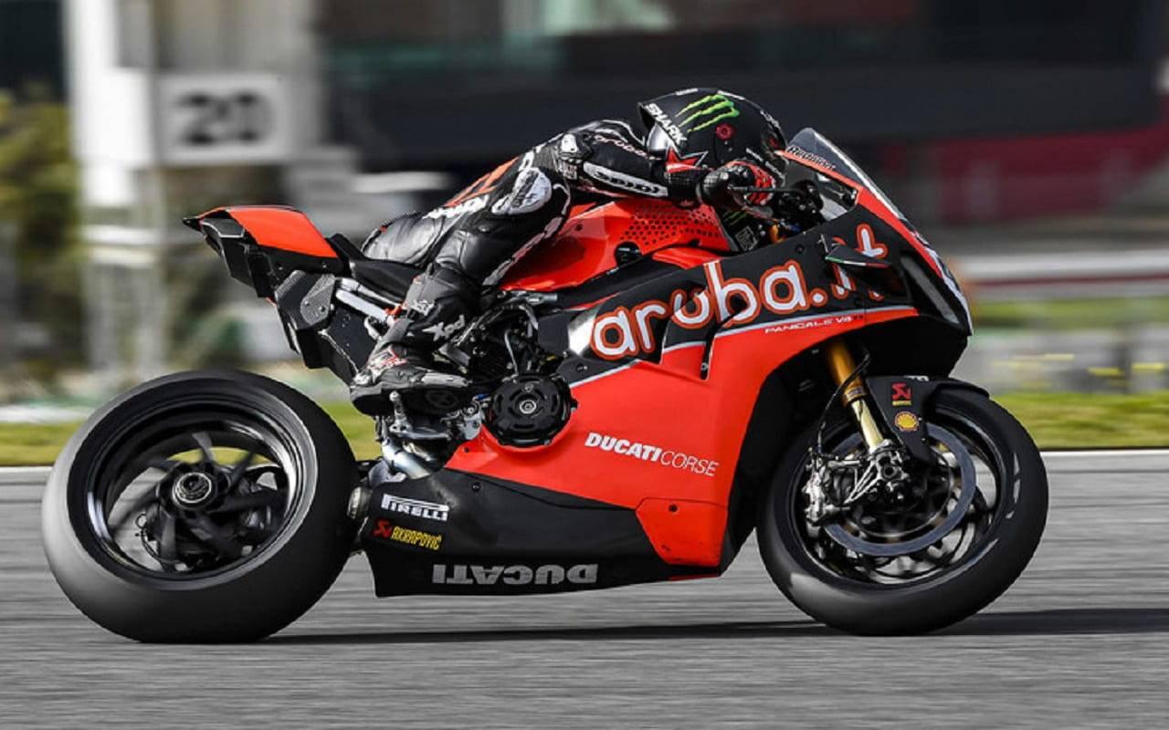 Test Superbike 2020 Portimao