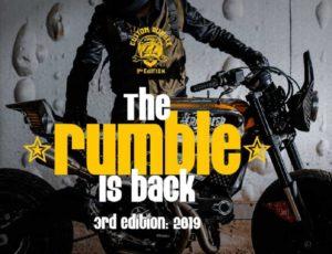 Custom Rumble Ducati 2020