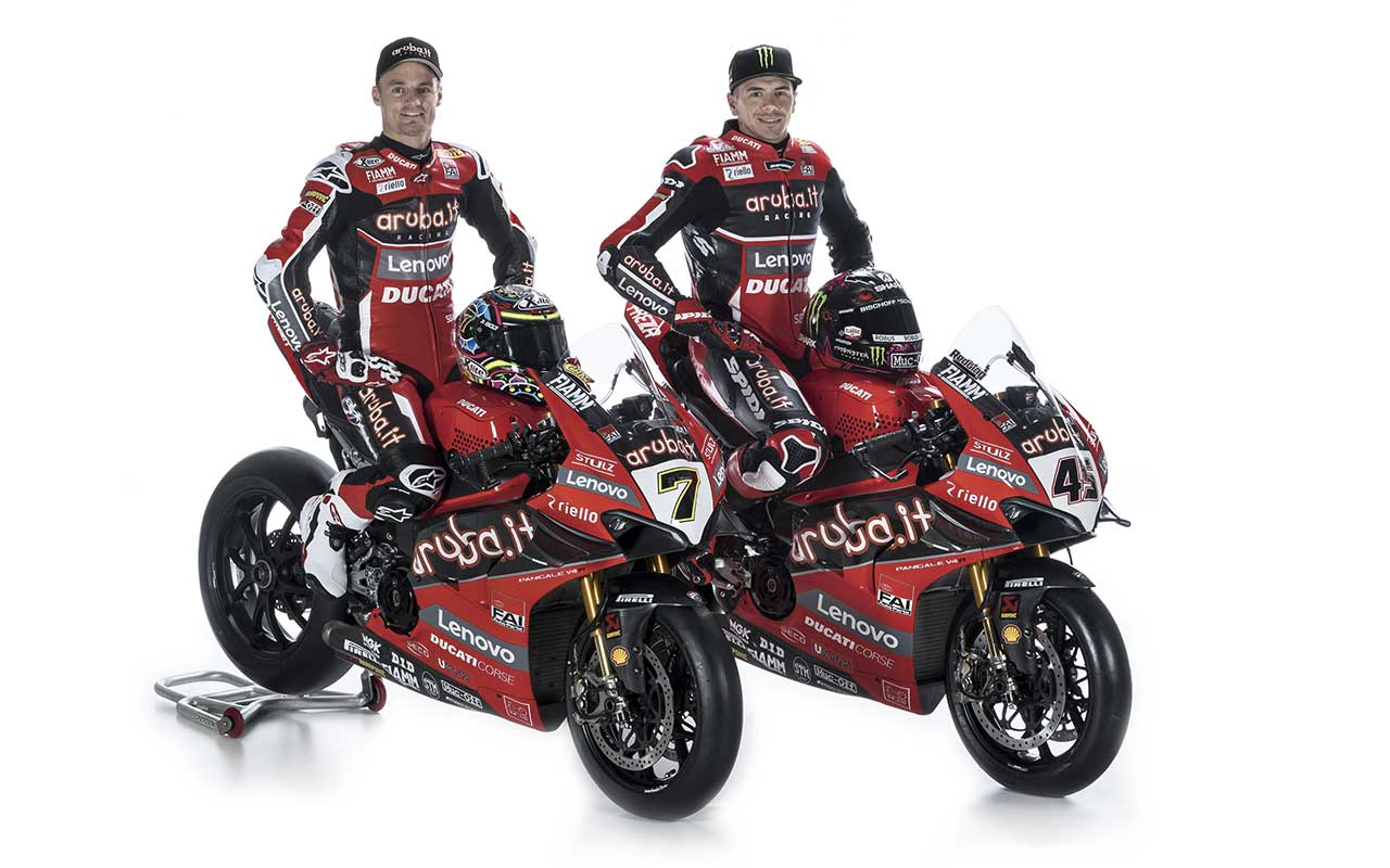 Ducati Aruba team 2020
