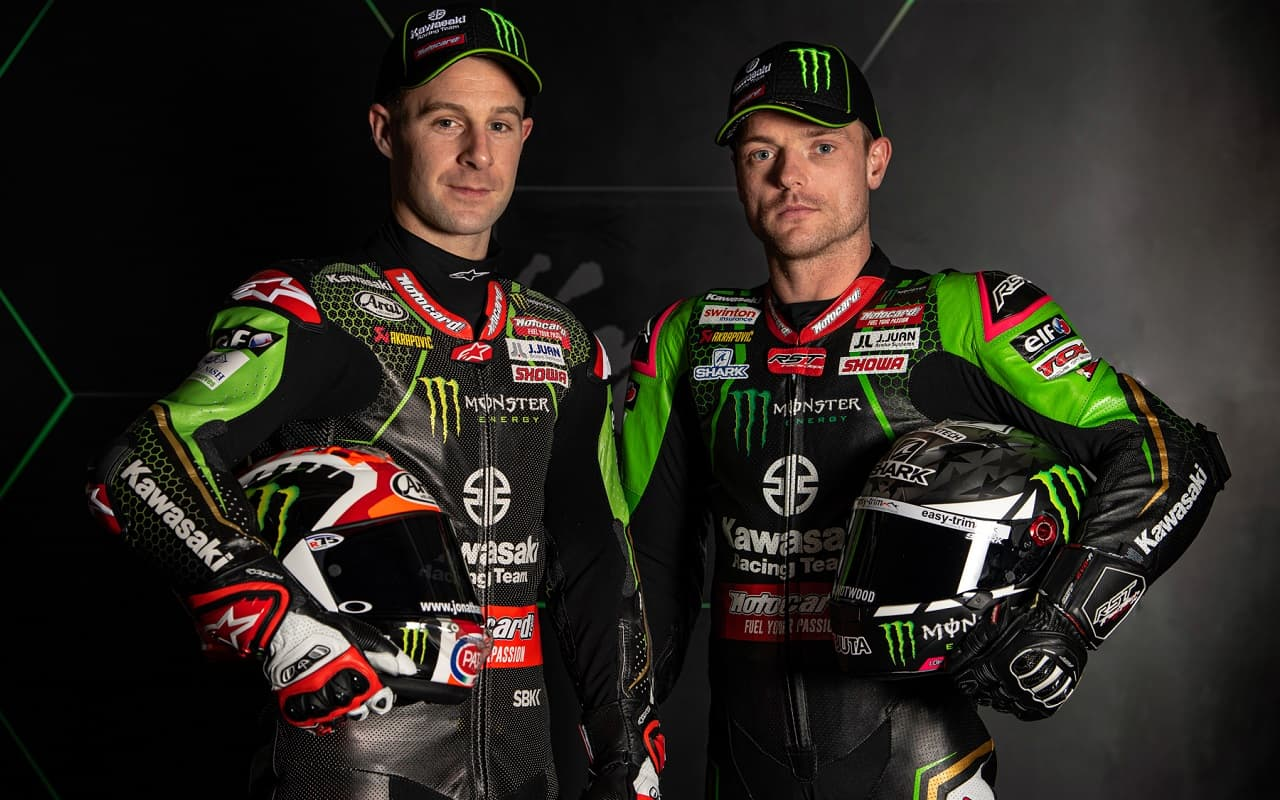 Kawasaki Racing team 2020