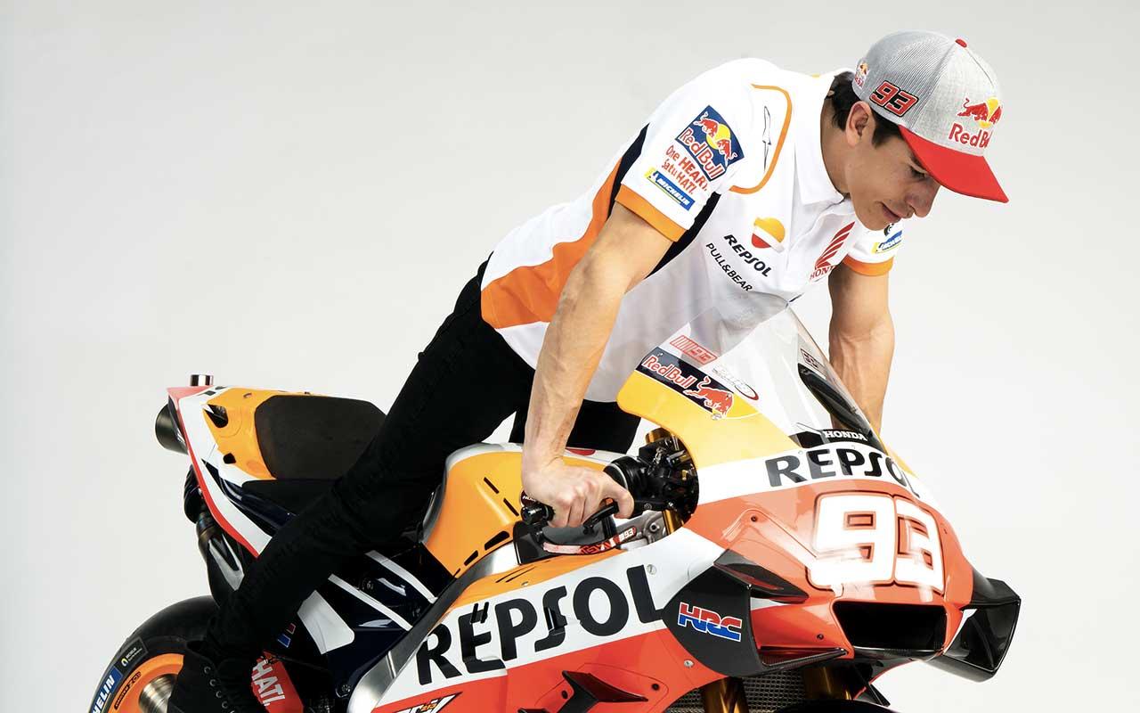 Marc Marquez ed Honda