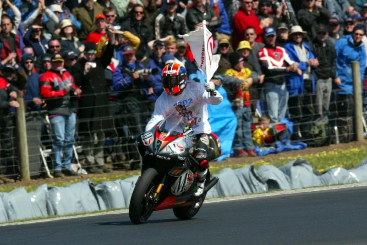 Marco Melandri MotoGP