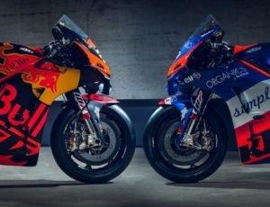 Presentazione KTM MotoGP 2020