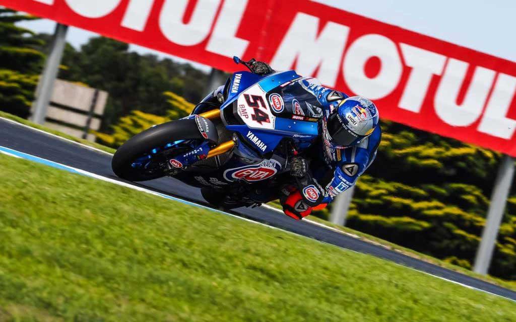 Test Superbike 2020 Australia