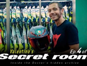 La stanza segreta di Valentino Rossi - Ep.4