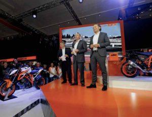 KTM a EICMA 2020